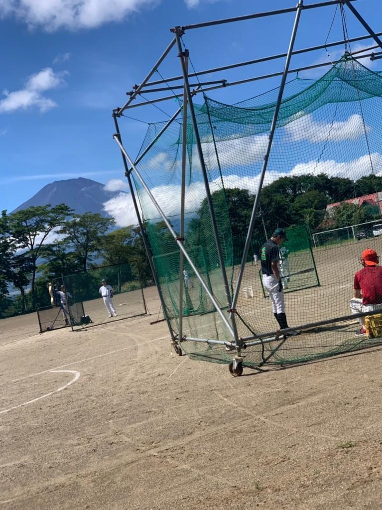 野球合宿2019